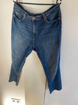 H&M Jeans boyfriend bleu-gris ardoise