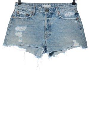 GRLFRND High-Waist-Shorts