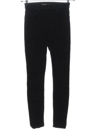 GRLFRND Stretch Jeans schwarz Casual-Look
