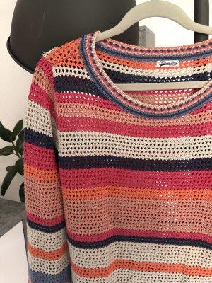 Kangaroos Maglione lavorato a maglia multicolore