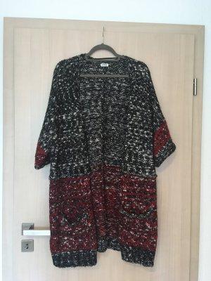Pimkie Veste tricotée en grosses mailles multicolore