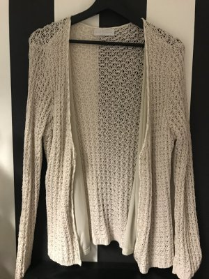 Grobstrick Cardigan Creme Oui Moments