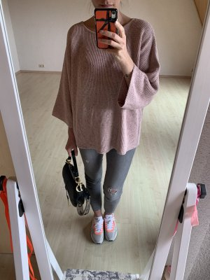 Grobstrick Oversize Pullover