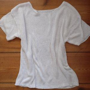 Grobstrick oversized T-Shirt