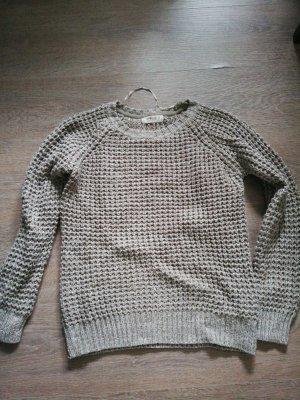 Grobstrick Pullover
