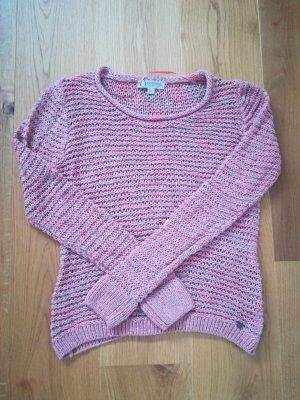 Comma Pullover a maglia grossa multicolore
