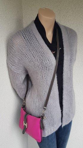 Be Tween Coarse Knitted Jacket light grey