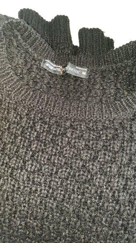 Grobstrickpulli • chunky knit