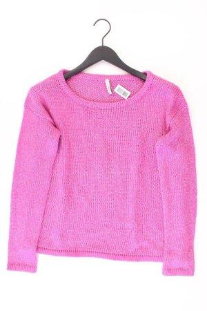 Jersey de punto grueso rosa claro-rosa-rosa-rosa neón Acrílico