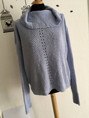 Kapalua Pullover a maglia grossa blu fiordaliso