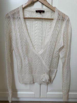 Review Crochet Sweater natural white