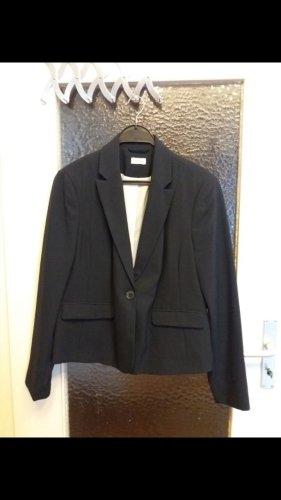 C&A Jersey Blazer dark blue