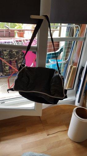 Bench Crossbody bag black-grey