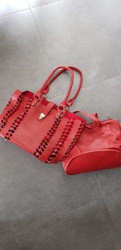 Große Damen Handtasche mit Innentasche, neuwertig