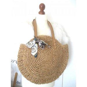 Basket Bag beige-camel