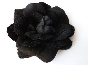 Spilla per capelli nero-bianco
