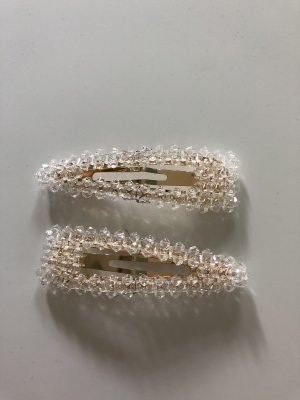 H&M Hair Clip gold-colored