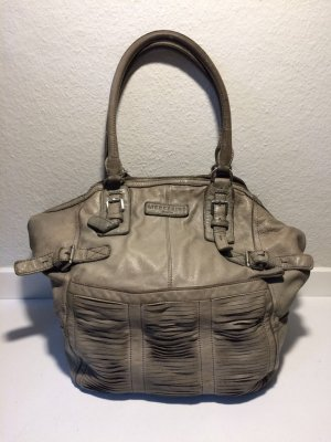 Liebeskind Handbag grey leather
