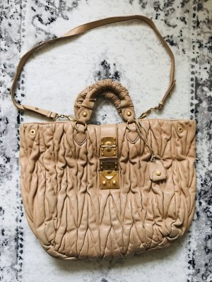 Miu Miu Shopper multicolore