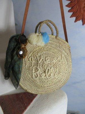 Basket Bag beige-light brown