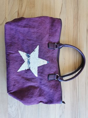 Accessoires Torebka typu worek fiolet
