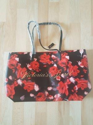 Victoria's Secret Draagtas zwart-rood