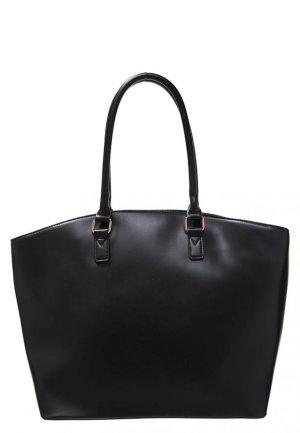 große Tasche schwarz Shopping Bag Boho Design