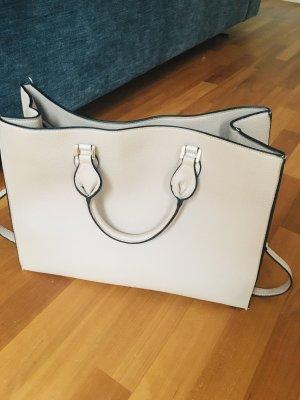 Große Tasche Shopper H&M rose/nude