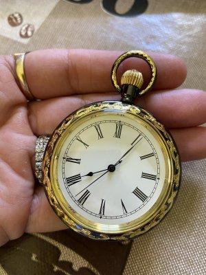 Zegarek analogowy Wielokolorowy