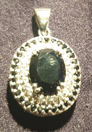 Großer 925 Silberanhänger