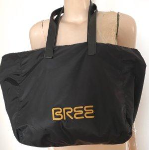 großer Bree Shopper schwarz  neu