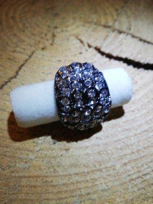 Grosser Glitzer Ring