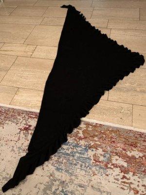 Sciarpa in cashmere nero Cachemire