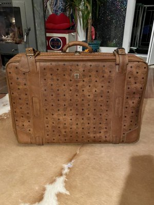 MCM Suitcase multicolored leather