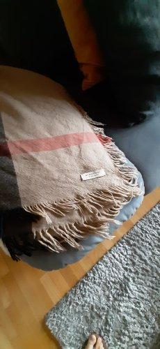 Burberry Chal veraniego marrón claro
