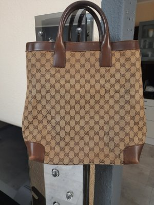 Gucci Shopper light brown-brown