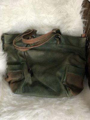 Großer Suri Frey Shopper vintage grün