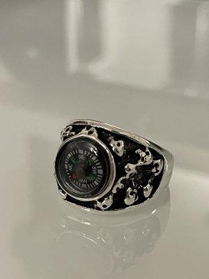 Zdobiony pierścionek Wielokolorowy