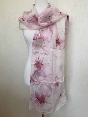 Escada Pañuelo de seda multicolor Seda