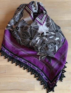Passigatti Silk Cloth multicolored silk