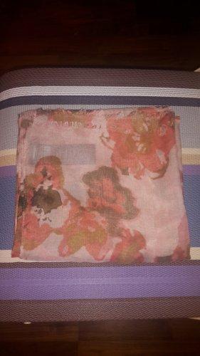 Hallhuber Schoudersjaal roze