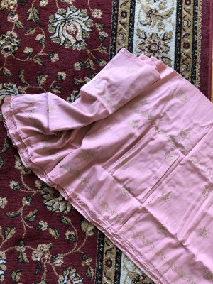 Großes Tuch aus Sari Stoff