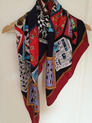 Karl Lagerfeld Zijden sjaal veelkleurig