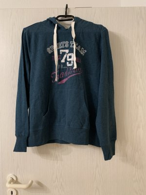 UP Fashion Hooded Sweater cadet blue