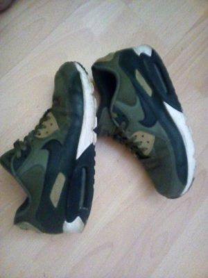 Nike Zapatilla brogue caqui