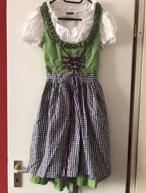 Esmara Vestido Dirndl multicolor tejido mezclado