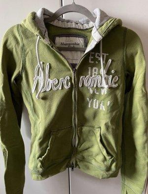 grüne Abercrombie & Fitch Jacke