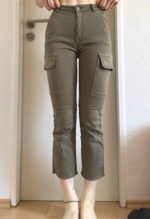Subdued Pantalone a 3/4 multicolore