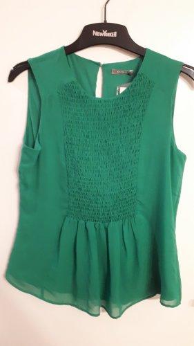 Grüne Bluse Orsay Gr. 36