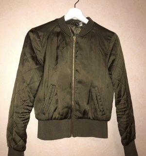 H&M Bomber Jacket multicolored
